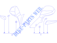 tablier avant chassis parties plastiques carrosseries x9 evolution 2006 x9 250 piaggio scooter. Black Bedroom Furniture Sets. Home Design Ideas